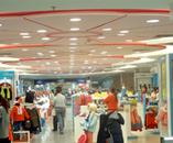 Projekty oświetlania sklepów